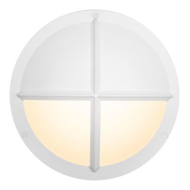 Hide-a-Lite Moon Public Cross II Seinävalaisin 3000/4000K, 16W, IP65, IK10