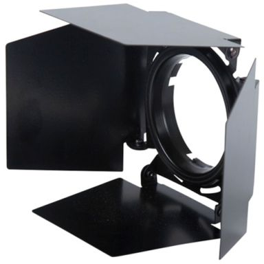 Hide-a-Lite Barndoors Focus Heijastuksenestoläppä musta