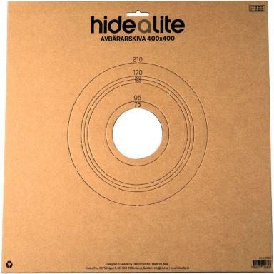 Hide-a-Lite 7910310 Taustalevy 400 x 400 mm