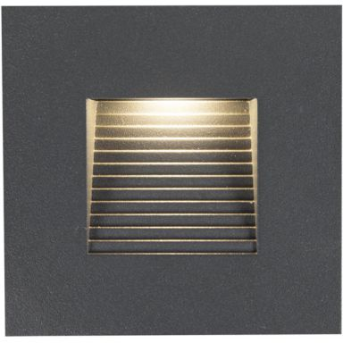 Hide-a-Lite Indicate Multi Seinävalaisin antrasiitti, 20 lm, IP65