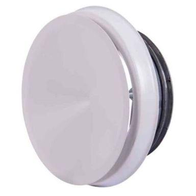 Flexit 116775 Tilluftsventil vit, stål