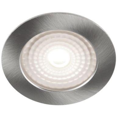 Hide-a-Lite 1202 Comfort Minidownlight 3,2 W, børstet stål
