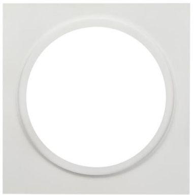 Hide-a-Lite 7470045 Koristekehys Ø85 mm, valkoinen