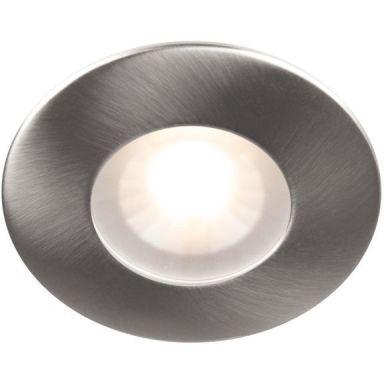 Hide-a-Lite 1208 Smart Minidownlight 3,2 W, børstet stål