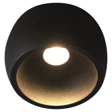 Hide-a-Lite Globe G2 Surface Downlight svart
