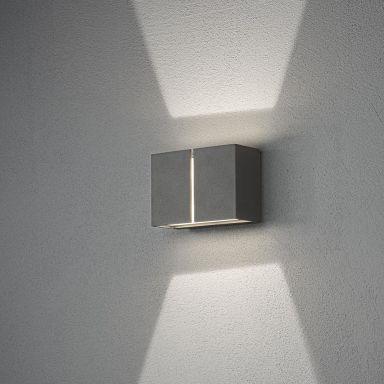 Konstsmide Pavia Veggarmatur 4 x 3 W, mørkegrå