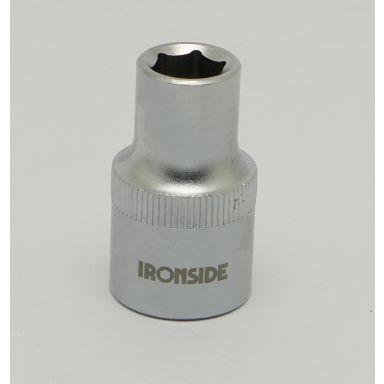 """Ironside 102561 Hylse 1/2"""", flankedriv, sekskant"""
