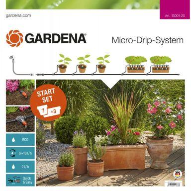 Gardena Micro-Drip-System Aloitussarja M, kukkaruukuille