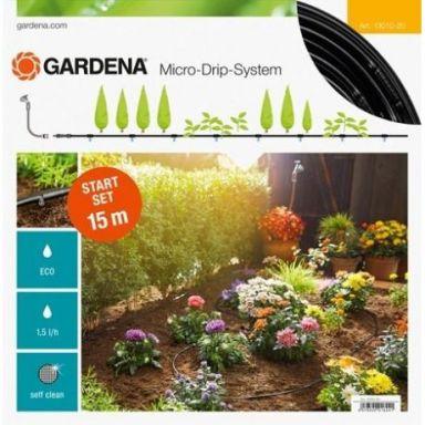 Gardena Micro-Drip-System Startpakke S, for planterader