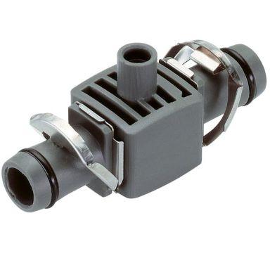 Gardena Micro-Drip-System T-kobling med sprederfeste, 5-pakning