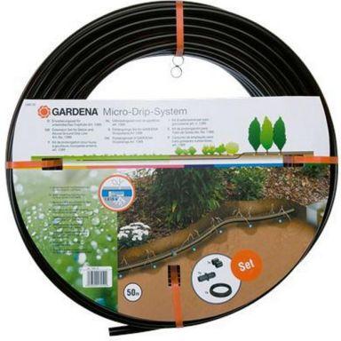 Gardena Micro-Drip-System Dråpeslange forlengersett, 50 m
