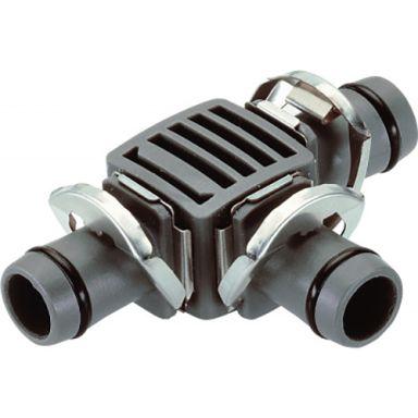 Gardena Micro-Drip-System T-liitäntä 13 mm, 2 kpl