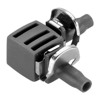 Gardena Micro-Drip-System L-kobling 4,6 mm, 10-pakning