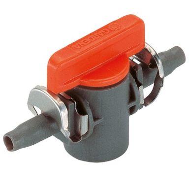 Gardena Micro-Drip-System Reguleringsventil 4,6 mm, 2-pakning