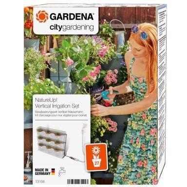 Gardena NatureUp! Vanningssett til vertikal planteholder