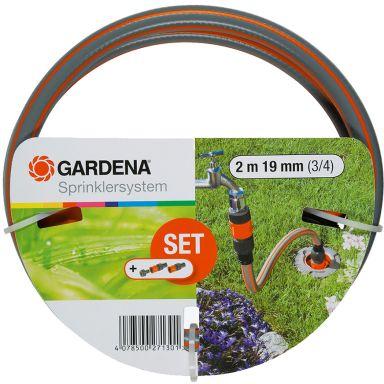 Gardena Profi Maxi-Flow System Tilkoblingspakke