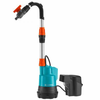 Gardena 2000/2 Li-18 Pumpe for regnvanntønne