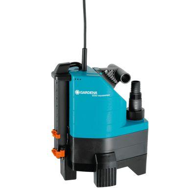 Gardena Comfort 8500 Aquasensor Spillvannpumpe