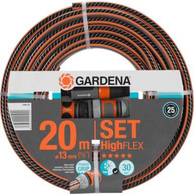 "Gardena Comfort HighFLEX Slangset 20 m, 1/2"""