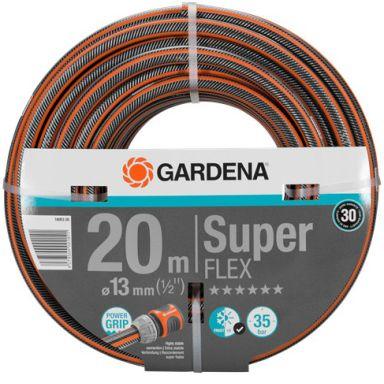 "Gardena Premium SuperFLEX Slang 20 m, 1/2"""