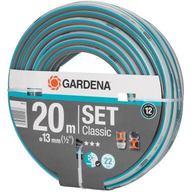 "Gardena Classic Slangset 20 m, 1/2"""