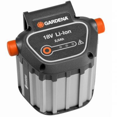 Gardena Bli-18 Akku Litiumioni, 18 V, 2,6 Ah
