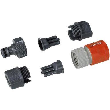 Gardena 05316-20 Tilkoblingssett for sprinklerslange