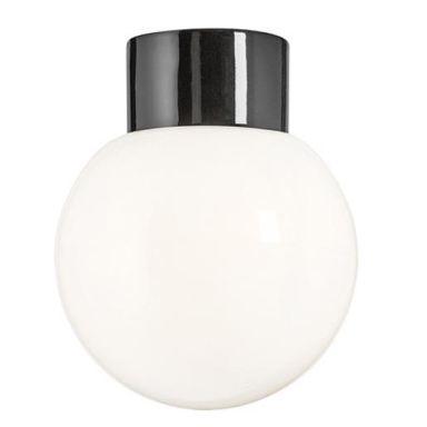 Ifö Electric 6041-840-16 Takarmatur blank, rett, IP54, LED
