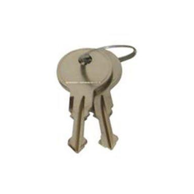 ABB 2CMA177465R1000 Nycklar för BVC-kapsling, 2-pack