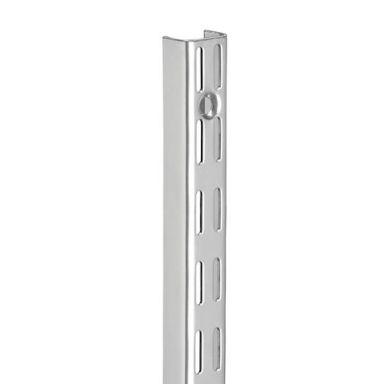 Elfa 400980 Väggskena platinum