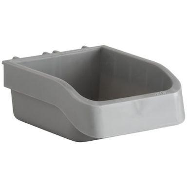 Elfa 478870 Förvaringslåda grå