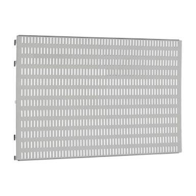 Elfa 478380 Förvaringstavla 598 x 382 mm, platinum