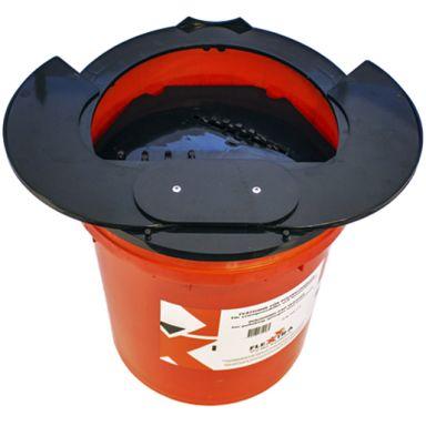 Flexxtra 100177 Tvätthink för rengöring av polerrondeller