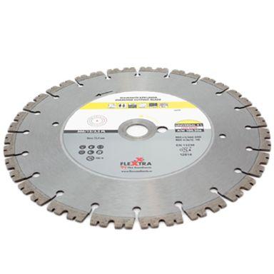 Flexxtra 100206 Diamantklinga för extra hårda material