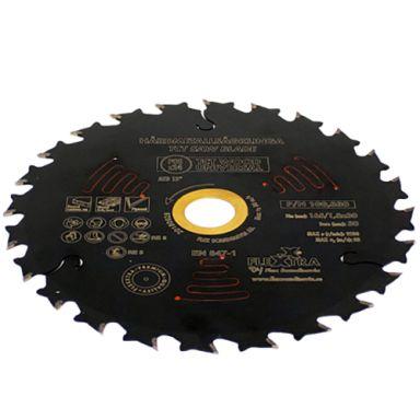 Flexxtra 100330 Hårdmetallsågklinga 165 mm