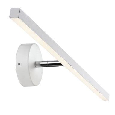 Nordlux IP 83071001 Väggarmatur med LED, 6,5W, IP44, 2700K