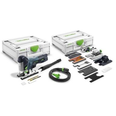 Festool PS 420 EBQ-Set CARVEX Pistosaha 550 W