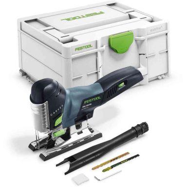 Festool PSC 420 EB-Basic CARVEX Sticksåg utan batteri och laddare