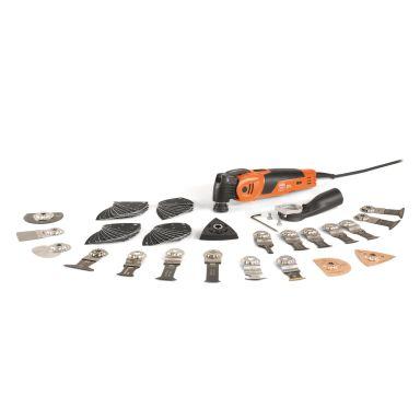 Fein MultiMaster MM 700 Max Top Monitoimityökalu lisätarvikkeilla, 450 W