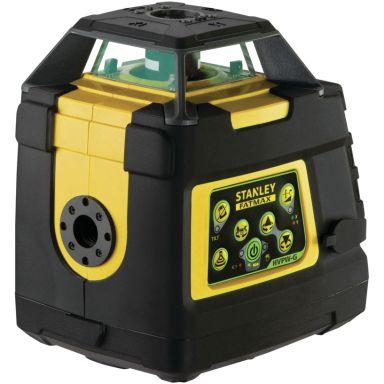 STANLEY FATMAX HVPW-G Rotasjonslaser Grønn laser