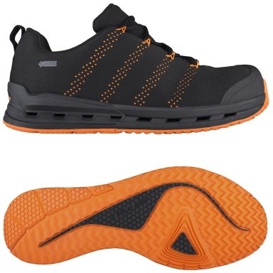 Solid Gear One GTX Skyddssko svart/orange