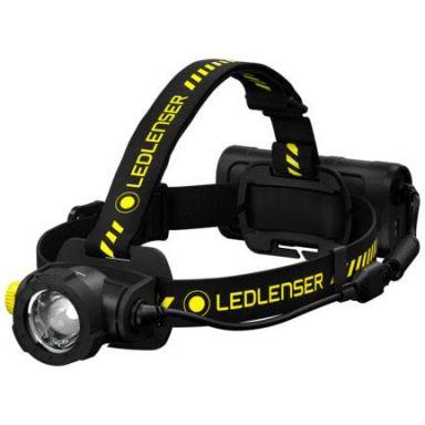 Led Lenser H15R Work Pannlampa 3 st. ljusfunktioner, 2500 lm