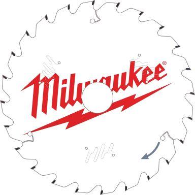 Milwaukee 4932478095 Bordsågklinga 210x30 mm, 24T