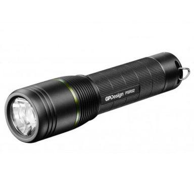 GP Lighting Design PSR52 Ficklampa laddbar, 4 lägen