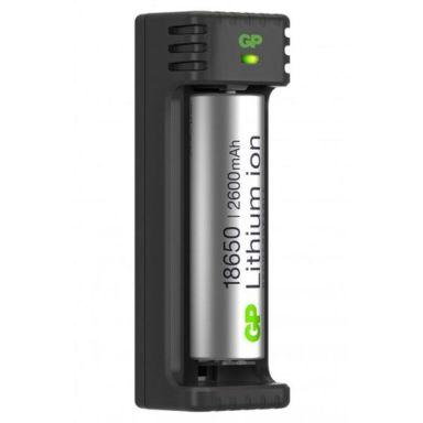 GP Batteries 18650 Batteriladdare Li-ion
