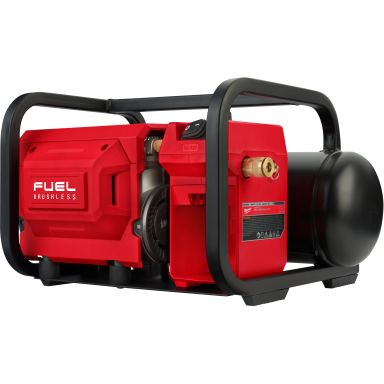 Milwaukee M18 FAC-0 Kompressor utan batterier och laddare