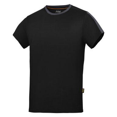 Snickers 2518 AllroundWork T-shirt svart