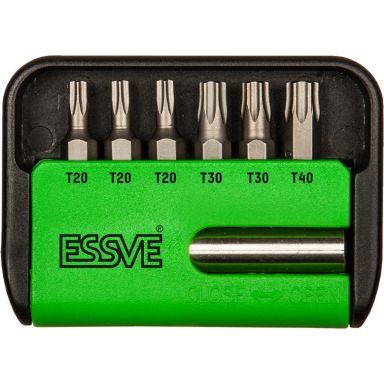 ESSVE 9997001 Bitssett 7 deler