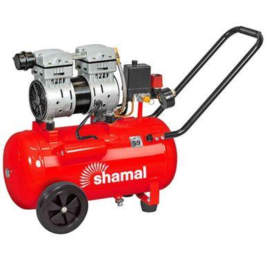 Shamal Siltek 24 l Kompressor 150/130 l/min, 8bar