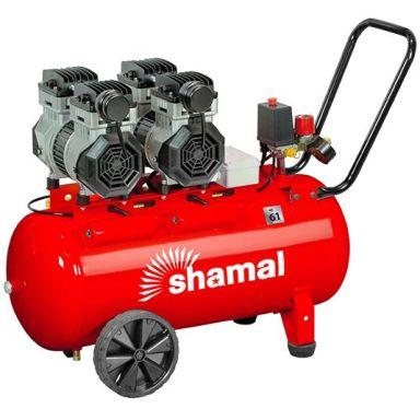 Shamal Siltek 50 l Kompressor 270/230 l/min, 8bar